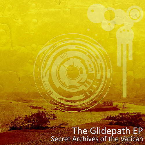 The-Glidepath EP-Frontcover