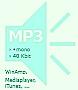 MP3 - 40 Kbit